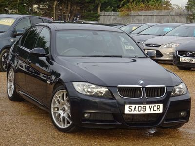 BMW 3 Series Saloon 2.0 318d M Sport Edition 4dr