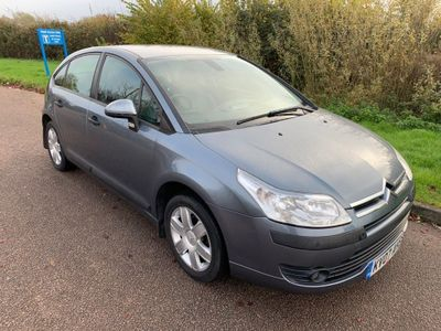 Citroen C4 Hatchback 1.6 i 16v Cool 5dr