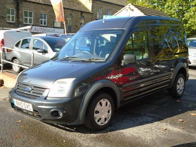 FORD TOURNEO CONNECT MPV 1.8 TDCi Trend Bus 5dr (8 Seats)