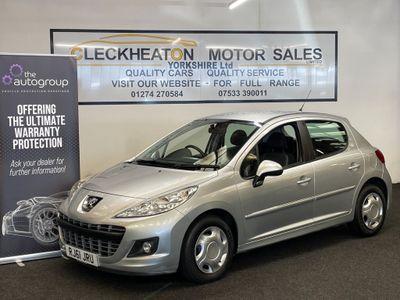 Peugeot 207 Hatchback 1.6 HDi Active 5dr