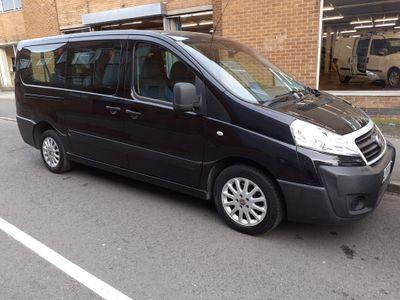 Fiat Scudo Unlisted Combi Multijet 6 Door People carrier