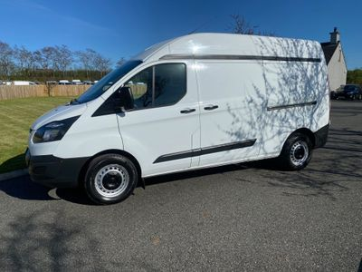Ford Transit Custom Panel Van 2.2 TDCi 330 L2 H2 5dr