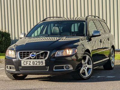Volvo V70 Estate 2.0 D R-Design SE 5dr