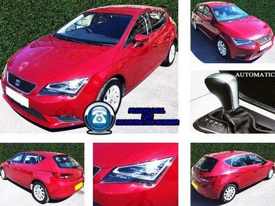 SEAT Leon Hatchback 1.6 TDI SE (Tech Pack) DSG (s/s) 5dr