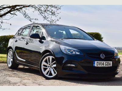 Vauxhall Astra Hatchback 1.7 CDTi Tech Line GT 5dr