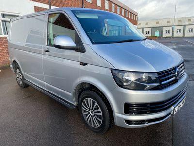 Volkswagen Transporter Panel Van 2.0 TDI T28 BlueMotion Tech Startline FWD SWB EU5 (s/s) 5dr