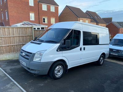 Ford Transit Specialist Vehicle 2.2 TDCi 280 Medium Roof Van Duratorq M 3dr (MWB)