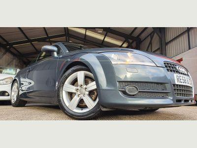Audi TT Coupe 2.0 TFSI 2dr