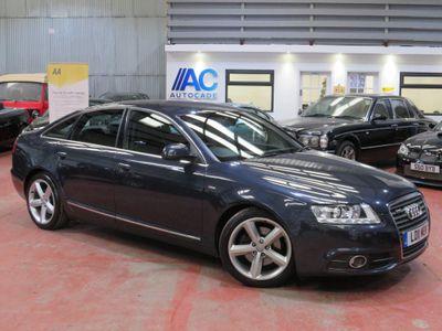 Audi A6 Saloon Saloon 2.0 TDI e S line 4dr