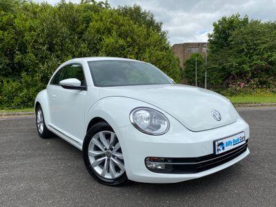 Volkswagen Beetle Hatchback 2.0 TDI BlueMotion Tech Design (s/s) 3dr