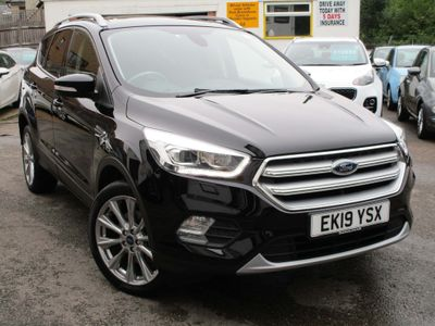 Ford Kuga SUV 1.5T EcoBoost Titanium X Edition Auto AWD (s/s) 5dr