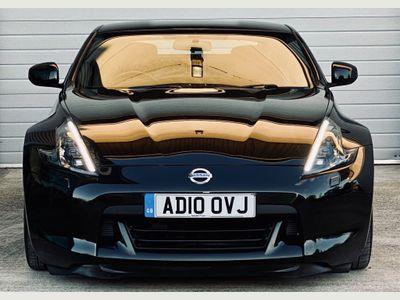 Nissan 370 Z Coupe 3.7 V6 Black Edition 3dr