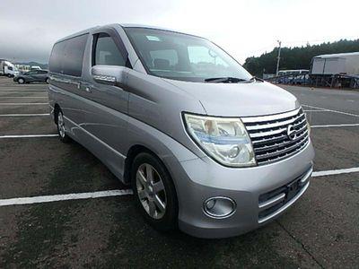 Nissan Elgrand MPV Highway Star Premium Navi ED