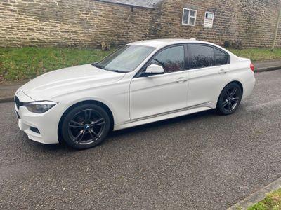 BMW 3 Series Saloon 2.0 318d M Sport (s/s) 4dr