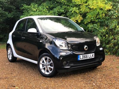 Smart forfour Hatchback 1.0 Passion Twinamic (s/s) 5dr