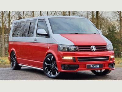 Volkswagen Transporter Camper 2.0 TDI T30 Panel Van 4dr (LWB)