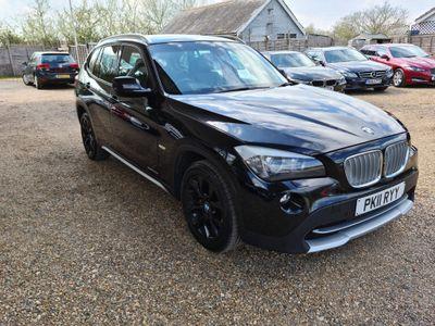 BMW X1 SUV 2.0 23d SE Auto xDrive 5dr