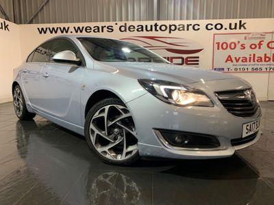 Vauxhall Insignia Hatchback 1.6 CDTi SRi VX Line Auto 5dr