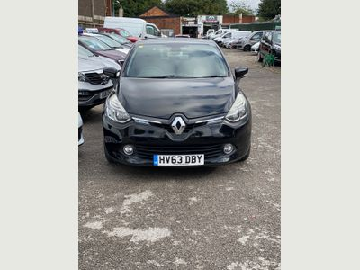 Renault Clio Hatchback 0.9 TCe ECO Dynamique MediaNav (s/s) 5dr