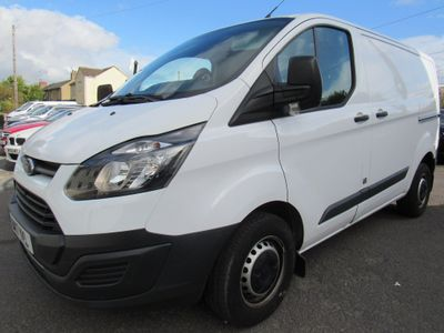 Ford Transit Custom Panel Van 2.0 TDCi 290 L1H1 5dr