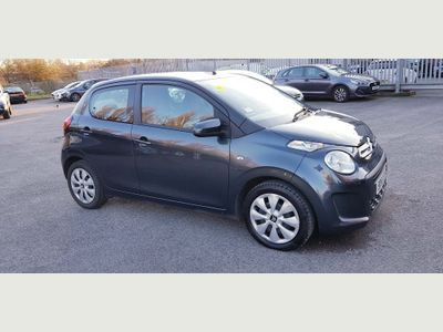 Citroen C1 Hatchback 1.2 PureTech Feel 5dr