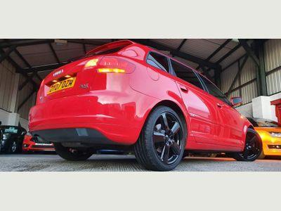 Audi A3 Hatchback 2.0 S line Sportback quattro 5dr