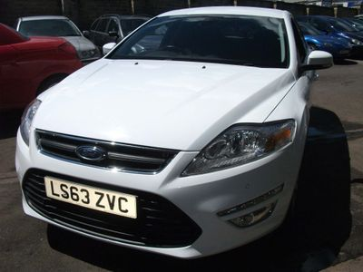 Ford Mondeo Hatchback 1.6 TD ECO Zetec Business (s/s) 5dr