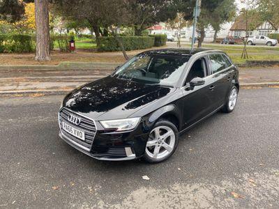 Audi A3 Hatchback 1.0 TFSI Sport Sportback S Tronic (s/s) 5dr