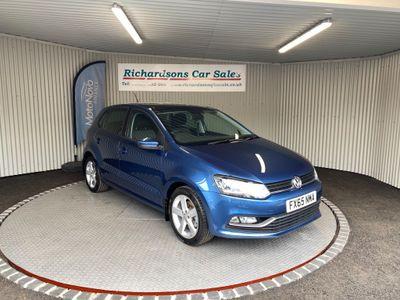 Volkswagen Polo Hatchback 1.2 TSI BlueMotion Tech SEL (s/s) 5dr