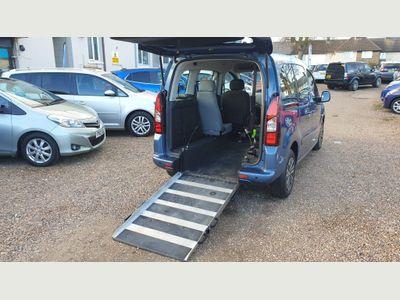 Peugeot Partner Tepee MPV 1.6 VTi Tepee S 5dr