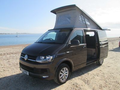 Volkswagen Transporter Panel Van Camper T6 BlueMotion T30 Highline DSG