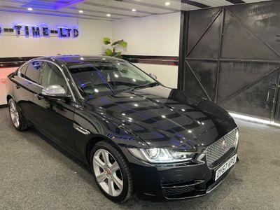 Jaguar XE Saloon 2.0d Portfolio Auto AWD (s/s) 4dr