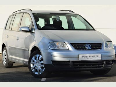 Volkswagen Touran MPV 2.0 TDI PD SE 5dr (7 Seats)