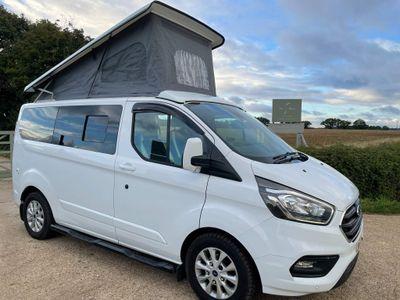 Ford Transit Custom Camper Campervan
