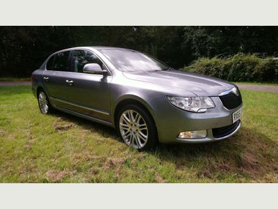 SKODA SUPERB Hatchback SE