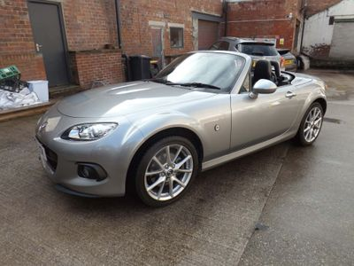 Mazda MX-5 Coupe 2.0 Roadster PowerShift 2dr