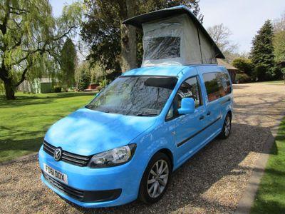 Volkswagen CADDY MAXI Campervan Motorhome Campervan