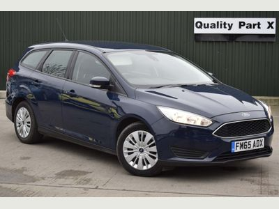 Ford Focus Estate 1.0T EcoBoost Style (s/s) 5dr