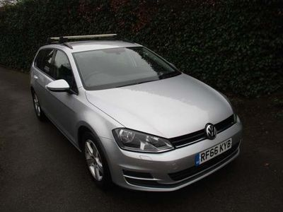 Volkswagen Golf Estate 1.6 TDI BlueMotion Tech Match Edition (s/s) 5dr
