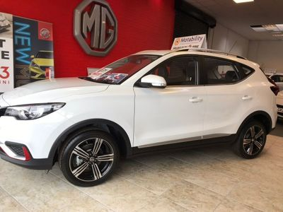 MG ZS SUV 1.5 VTi-TECH Limited Edition (s/s) 5dr