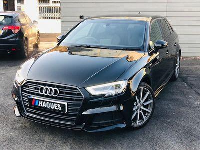 Audi A3 Hatchback 1.0 TFSI Black Edition Sportback (s/s) 5dr