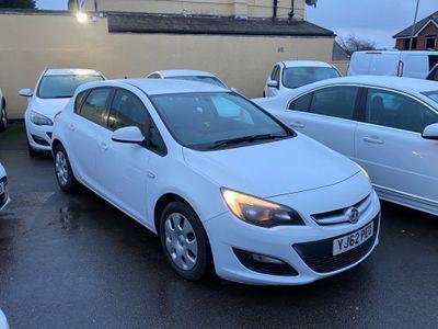 Vauxhall Astra Hatchback 1.3 CDTi ecoFLEX ES (s/s) 5dr