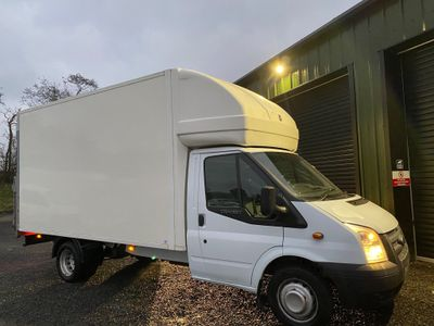 Ford Transit Chassis Cab 2.2 TDCi 350 EF Chassis Cab RWD 2dr (EU5, DRW, Extended Frame)