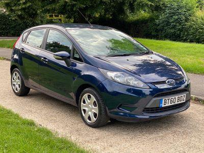 Ford Fiesta Hatchback 1.25 Edge 5dr