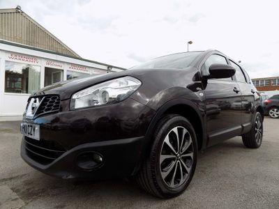 Nissan Qashqai SUV 2.0 dCi n-tec 4WD 5dr