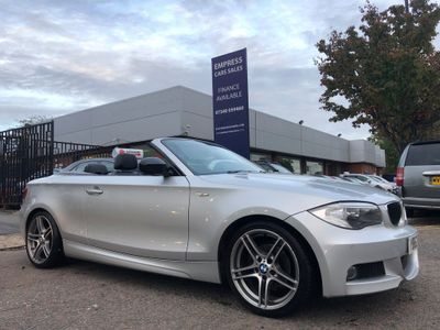 BMW 1 Series Convertible 2.0 118d Sport Plus Edition 2dr
