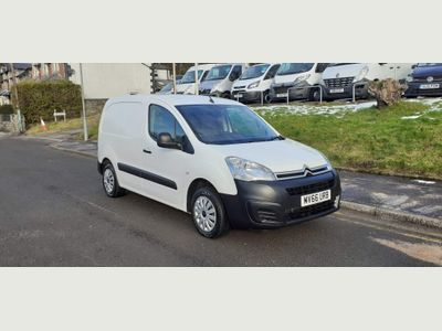 Citroen Berlingo Panel Van 1.6 BlueHDi 625 Enterprise L1 5dr