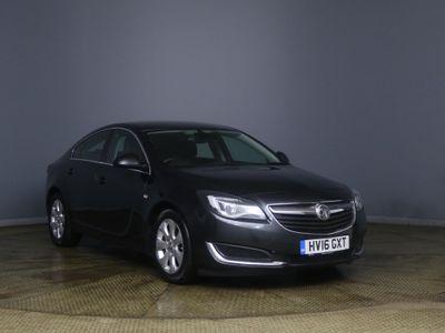 Vauxhall Insignia Hatchback 1.6 CDTi ecoFLEX Tech Line (s/s) 5dr