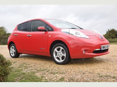 Nissan Leaf Hatchback (24kWh) Visia+ 5dr
