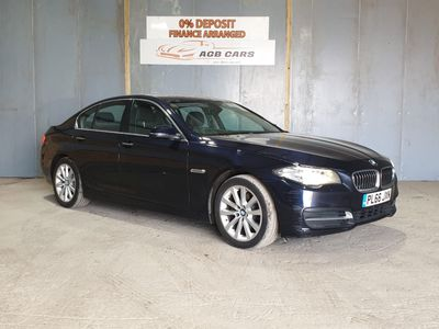 BMW 5 Series Saloon 2.0 520i SE 4dr